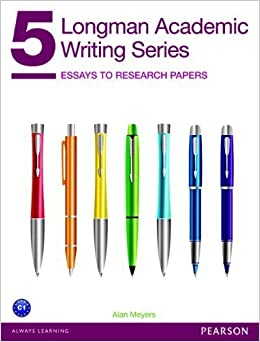 longman academic writing series 5 essays to research papers