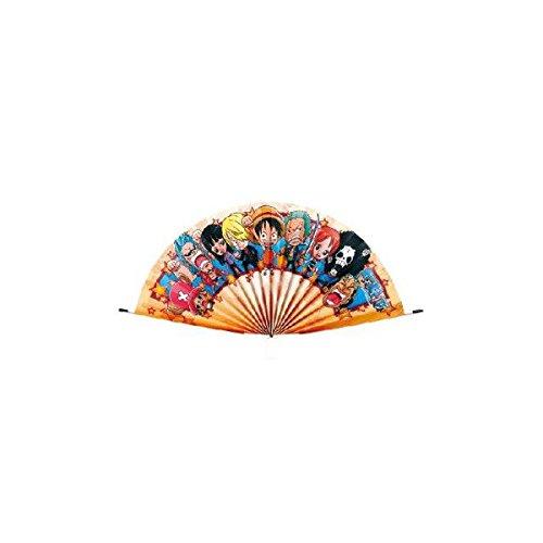 One Piece BigSize Folding Fan Japanese anime - 1