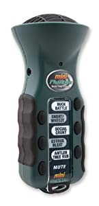 Extreme Dimension Wildlife Calls White-Tail, Mini Hand-Held Call by Extreme Dimension