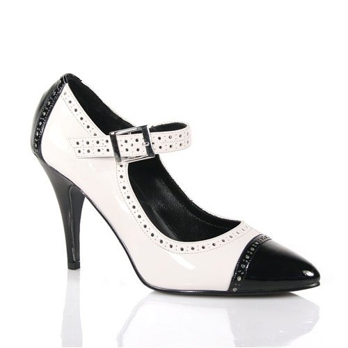 Pleaser Women's Vanity-443 Mary Jane Pump