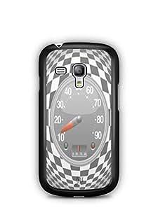 YuBingo Speedometer Designer Mobile Case Back Cover for Samsung Galaxy S3 Mini