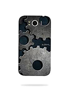 alDivo Premium Quality Printed Mobile Back Cover For HTC G21 / HTC G21 Back Case Cover (MKD295)