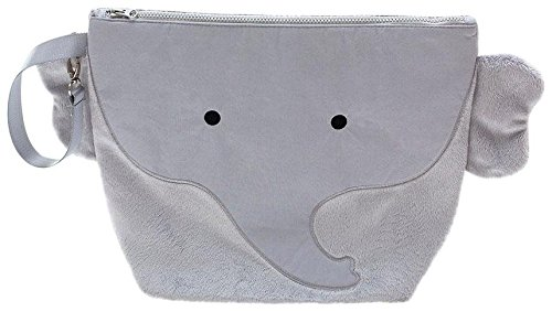 Nikiani Forever Young Collection Wet Bag & Backpack - Pebbles Gray Elephant