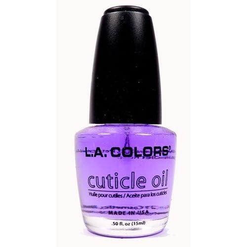Amazon.com : LA Colors Cuticle Oil : Cuticle Creams And Oils : Beauty