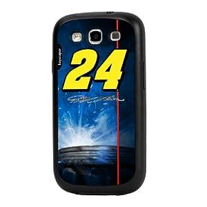 NASCAR Jeff Gordon 24 Pepsi Max Galaxy S3 Rugged Case by Keyscaper