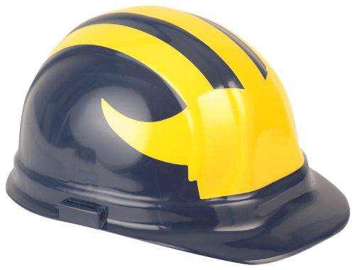 Ncaa Michigan Wolverines Hard Hat front-32529