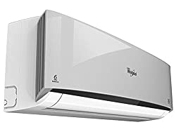 Whirlpool 3D Cool Deluxe III Split AC (1.5 Ton, 3 Star Rating, Silver)