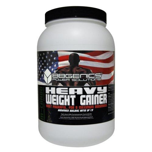 BBGenics, Compresse per aumentare la massa muscolare, 1000 g