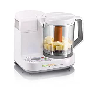 Amazon Com Baby Brezza Prima Baby Food Maker For Williams