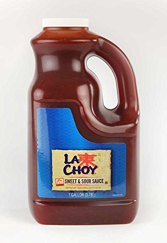 Sauce Lachoy Sweet & Sour 1 Gallon (La Choy Sweet And Sour Sauce compare prices)