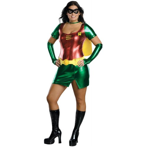 Robin Costume - Plus Size - Dress Size 16-20