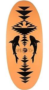 Sandfish Board Shoreskate Skimboard from DB Skim and Skate