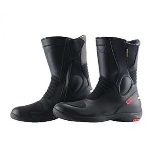 コミネ(Komine) BK-070 GORE-TEX® Short Boots-GRANDE Black 24cm 05-070