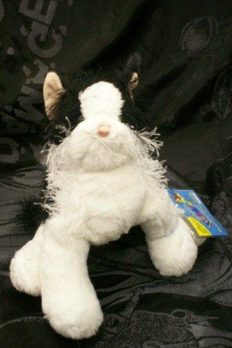 Ganz Webkinz Lil Kinz Plush Black and White Cat - Buy Ganz Webkinz Lil Kinz Plush Black and White Cat - Purchase Ganz Webkinz Lil Kinz Plush Black and White Cat (ganz, Toys & Games,Categories,Stuffed Animals & Toys,Animals)