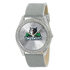 BSS - Minnesota Timberwolves NBA Ladies Glitz Series Watch