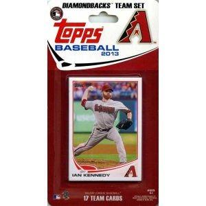 MLB Arizona Diamondbacks Licensed 2013 Topps® Team Sets
