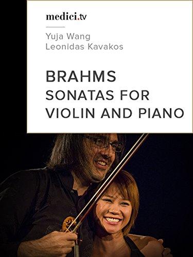 Brahms, sonatas for violin and piano