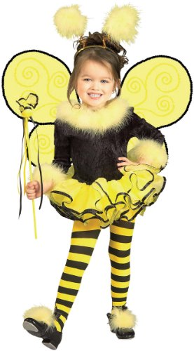 Rubie's Costume Co - Bumblee Bee Toddler / Child Costume
