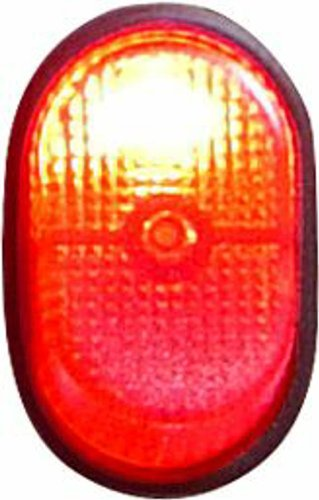 Keep It Clean Sw33R Red 30 Amp/12V Illuminated Rocker Switch 7