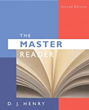 Master Reader The by D. J. Henry