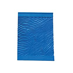 Magideal Wood Graining Rubber Painting Tool Texture Pattern DIY Wall Decor Blue01