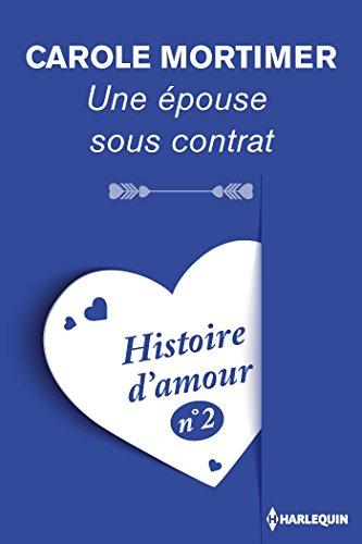 Carole Mortimer - Une épouse sous contrat (Coup de coeur) (French Edition)