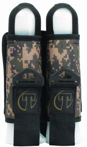 Tippmann Sport Series 2-Pod Harness, Camouflage (Camo Paintball Pod Harness compare prices)