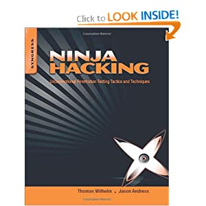 Ebook Ninja Hacking: Unconventional Technique web desain grafis