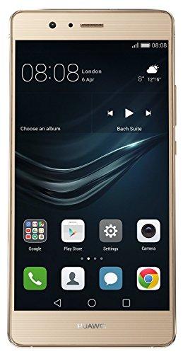 HUAWEI SIMフリースマートフォン P9 lite ゴールド VNS-L22-GOLD 【日本正規代理店品】