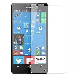 Stuffcool Supertuff Tempered Glass Protector Lumia 950XL