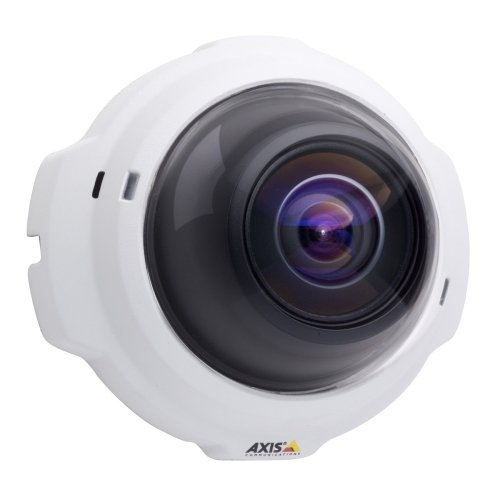 Axis 212 Ptz-V Network Camera - Network Cctv Camera - Dome - Vandal-Proof - Color - 3.1 Mp - 640 X 480 - Fixed Iris - Audio - 10/100 - Mjpeg, Mpeg-4 Sp, Mpeg4 Asp