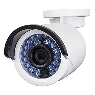 R-Tech 3MP IP Bullet Camera with IR Night Vision - 4mm - IP66 Rating (Hikvision OEM)