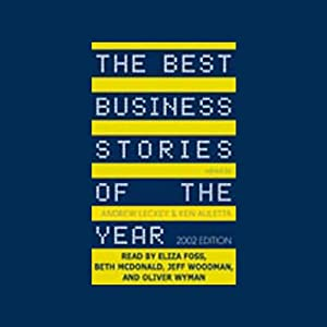 The Best Business Stories of the Year, 2002 Edition Audiobook