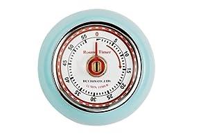 Eddingtons Magnetic Retro Timer, Sax Blue