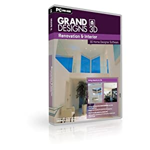 Computer software hardware grand designs 3d renovation for Grand designs 3d renovation interior
