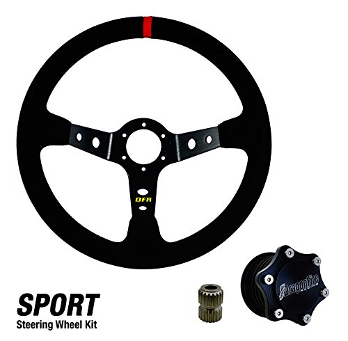 Yamaha-YXZ-1000r-Sport-Quick-release-Steering-Wheel-Kit