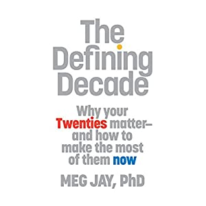 The Defining Decade Audiobook