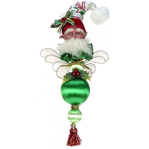 Mark Roberts Fairy Ornaments 51-42206 Spirit of Christmas Fairy Orn 9 inches
