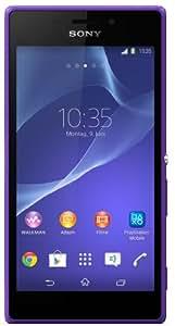Sony Mobile M2 Smartphone 4G débloqué 4.8 pouces 8 Go Android 4.3 JellyBean Purple