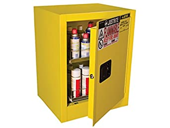Justrite 890500 Aerosol Can Benchtop Safety Cabinet