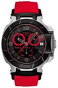 Tissot T-Sport T-Race Quartz Mens Watch T048.417.27.057.02