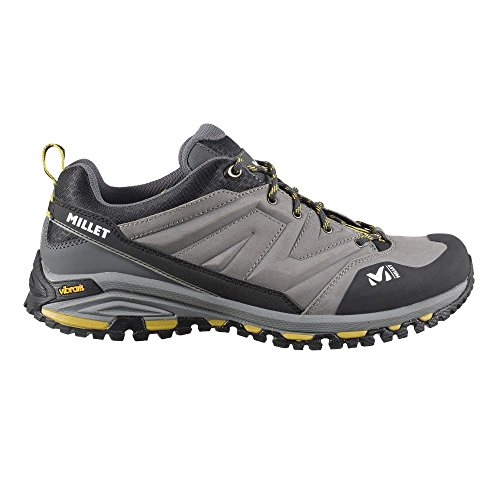 Millet-Scarpe basse da trekking Hike Up, colore: grigio, antracite, da uomo, taglia: 31,5, colore: grigio