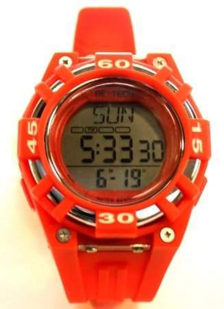 Cheap Beatech Beatech BH5000R Beatech BH5000R Heart Rate Monitor Watch with Alarm Clock- Stopwatch- Countdown Timer (Beatech BH5000R)