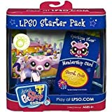 Littlest Pet Shop Online Web Game LPSO Starter Pack Sparklynn Stone