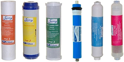 ISPRING-F28K75-6-Stage-75GPD-Alkaline-RO-3-Year-Supply-Filter-Pack