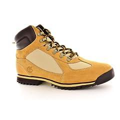Buy Timberland Mens Hiking Boots Size 11.5 M 94512 Wheat Nubuck by Timberland