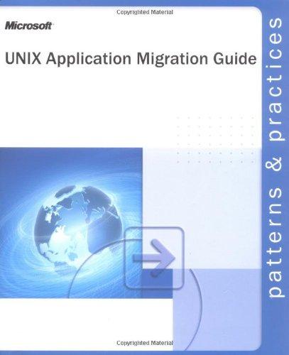 Unix Application Migration Guide (Patterns & Practices)