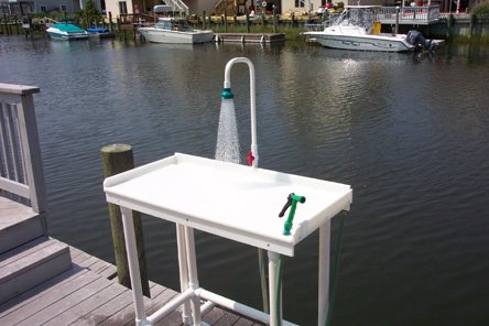 Filet A Fish Cleaning Table Camping Furniture