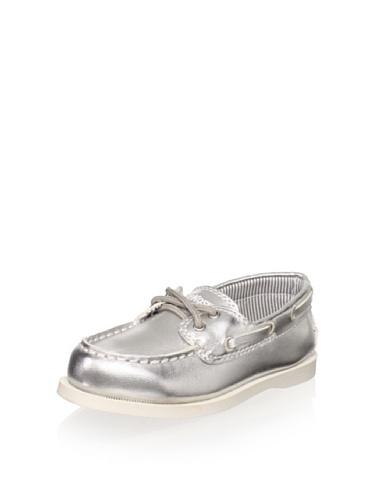 oskhosh-b-gosh-chaussures-basses-enfants-argent-metallise-us12-eu-30