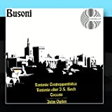 Ferruccio Busoni: Fantasia Contrappuntistica, Fantasia after J.S. Bach and Toccata